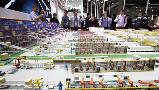 ABB、西门子等工业巨头卡位数字化工业无人工厂成发力点