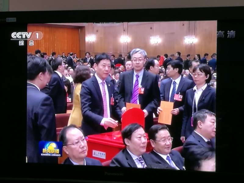 dota2下注省工商联dota2投注机电商会常务副会长朱小坤参加dota2下注代表团审议他这样说!